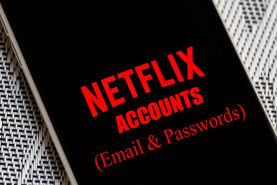 Free Netflix Accounts Trick