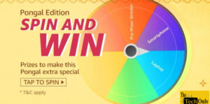 Amazon Spin and Win Pongal Edition Quiz Answers