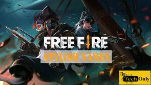 Free Fire Stylish Names