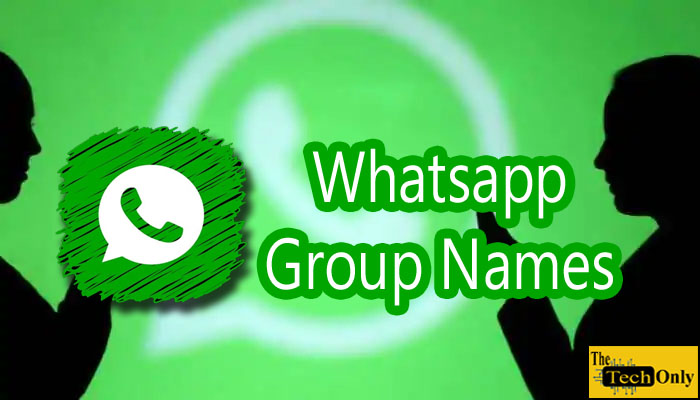 Whatsapp Group Name