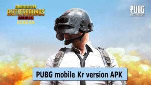 PUBG mobile kr version APK