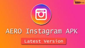 AERO Instagram APK