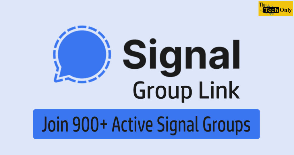Signal Group Link